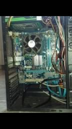 Computador com SSD e windows original