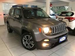 Jeep Renegade LONGITUDE AUTOMÁTICA - 2018