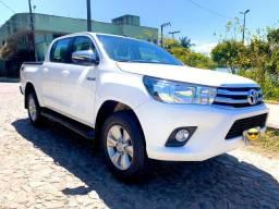 Toyota Hilux SRV 16/16 diesel Pneus novos automática Muito nova!!! - 2016