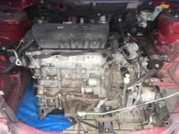 Motor parcial Mitsubishi Lancer 2.0 2014