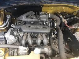 Caixa Câmbio Renault Clio 1.0 8V 2001