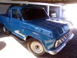 Gm - Chevrolet D-10 - 1982