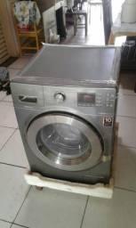 VENDO OU TROCO máquina de lavar e Secadora em GELADEIRA