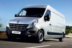 Renault Master Extra Furgão 2021- pronta entrega