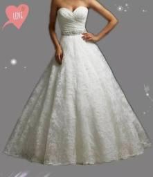 Vestido de Noiva Novo Parcelamos12x Mod 20