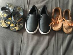 Lote de sapatos masculino
