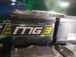 Bateria automotiva 100ah 12m garantia - 12x sem juros