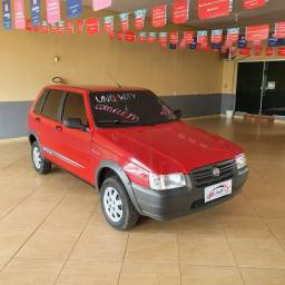 Fiat Uno Way 1.0 2011 Completo