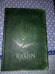 Livro J.R.R Tolkien Biografia (DarkSide)