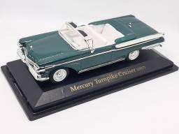 Miniatura Mercury escala 1:43