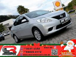 NISSAN VERSA 2011/2012 1.6 16V FLEX SV 4P MANUAL