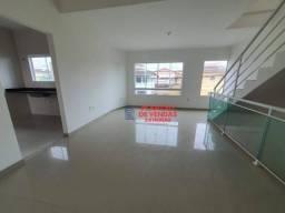 Casa com Terraço Gourmet 2 quartos sendo 1 suíte - Jardim Bela Vista/Rio das Ostras/RJ