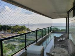 Edifício Castelli - Apartamento com 3 Suítes à venda, 196 m² por R$ 1.300.000 - Ponta Negr
