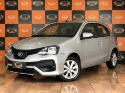 Toyota Etios Hatch X Plus 1.5 (Flex) - 2020