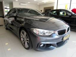 BMW 435i 2015 3.0 M SPORT 24v GASOLINA 2P AUTOMÁTICO ÚNICO DONO TOP DE LINHA!
