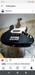 Fender jazz bass souther Cross
