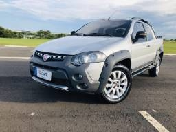 Fiat Strada 1.8 Adventure CD 3 portas 2016 Vendo, troco e financio - 2016