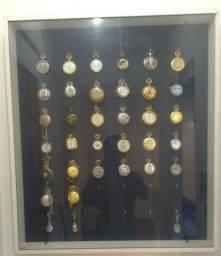 Coleção relógios de Bolso