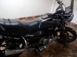 Honda CB 450 Edição Limitada ano 88 - 1988