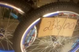 Vendo esses rodados completas com pneu