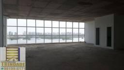 Salas Comercial Na Península _Aluguel _100m² _Lagoa Corporate e Office
