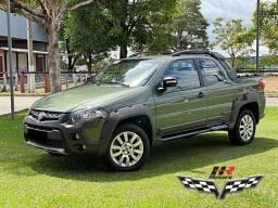 Fiat Strada Adventure - Apenas 7 mil km- 2015|2016 - 3p - Cabine Dupla -Manual - Igual 0km - 2016
