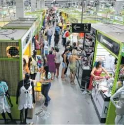 Alugo Box Centro Fashion - Setor verde