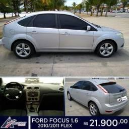 Ford Focus 1.6, 2011, EMPLACADO 2020 - 2011