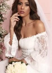 Vestido Noiva Estilo Boho