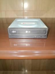 Leitor de CD/DVD para PC