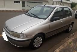 Fiat Palio ELX 1.0 Ano 2000 - 4 Portas - 2000