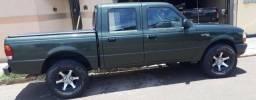 Vendo Ranger XL ano 2001 Diesel - 2001