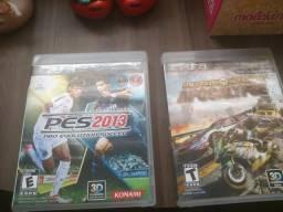 Jogos PS3 para colecionador $30,00