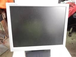 Tela LCD 15 Samsung barbada