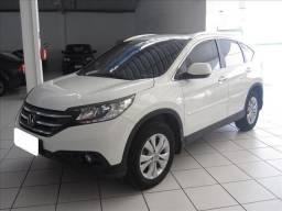 Crv 2.0 exl 4X4 branca 16v gasolina 4p - 2012