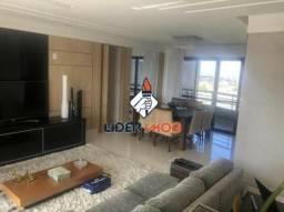 Apartamento 3 Suítes Alto Padrão em Condomínio Fechado no Santa Mônica - Torres Gêmeas