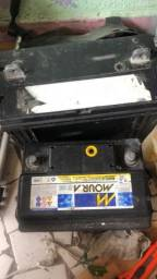 Baterias caminhão e de carro