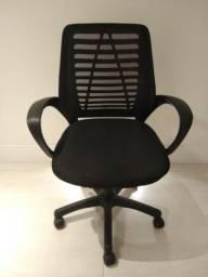Cadeira de escritório ergonômica giratória