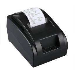 Impressora  termica usb 58mm nova ifood etc