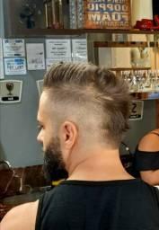 Barbeiro em domicílio