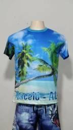 Camisas sublimação total todos os tamanhos R$30