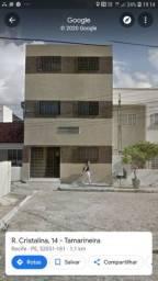 Tamarineira 2 qts suite cozinha americana porcelanato nova condominio fechado