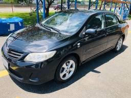 Corolla GLI 1.8 Flex automático 2014 baixo km