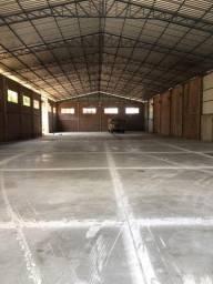 Alugo pavilhão 1.100 metros - direto