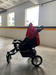 Carrinho de Bebê + Bebê conforto Kiddo Space Race