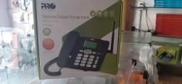 Telefone rural de mesa pro cd-6020