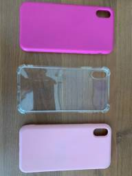 Capinhas de Proteção - Iphone XS Max
