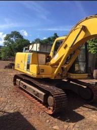 Escavadeira-hidraulica komatsu pc-120
