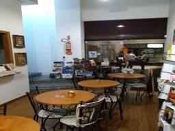 Cafeteria, Bistrô e Restaurante