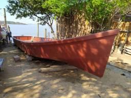 Barco de ferro 12 metros